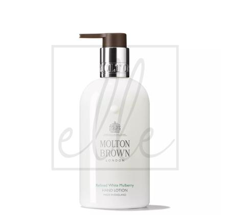 Molton brown mulberry & thyme hand lotion - 300ml