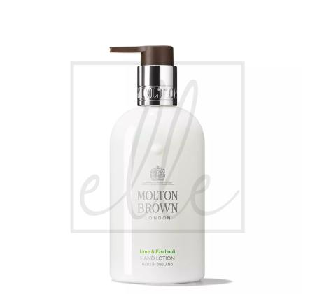 Molton brown lime & patchouli hand lotion - 300ml