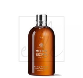 Molton brown bath & shower gel, re-charge black pepper - 300ml
