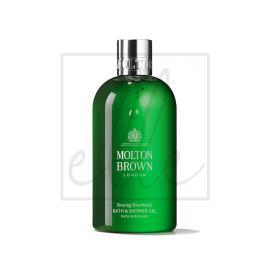 Molton brown bracing silverbirch bath & shower gel - 300ml