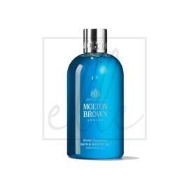 Molton brown blissful templetree bath & shower gel brand 300ml