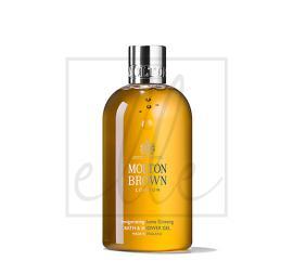 Molton brown invigorating suma ginseng bath & shower gel - 300ml