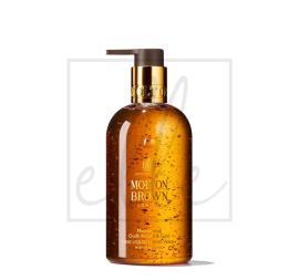 Molton brown - mesmerising oudh accord & gold - detergente mani 300 ml