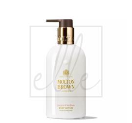 Molton brown jasmine & sun rose body lotion - 300ml
