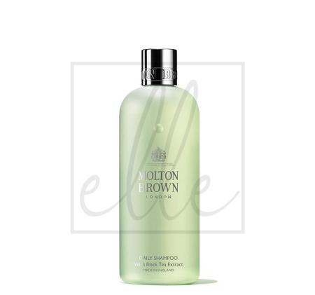 Molton brown daily shampoo with black tea extract - 300ml