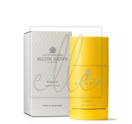 Molton brown bushukan anti-perspirant deodorant stick - 75gr