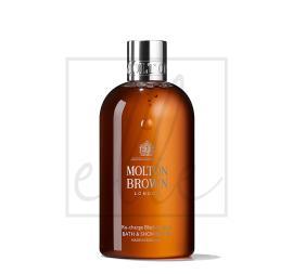 Molton brown bath & shower gel black peper bath - 300ml