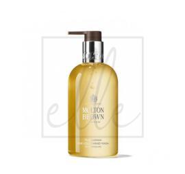 Molton brown flora luminare fine liquid hand wash - 300ml