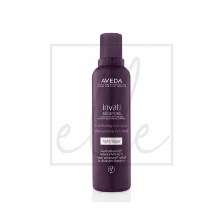 Aveda invati advanced exfoliating shampoo light - 200ml