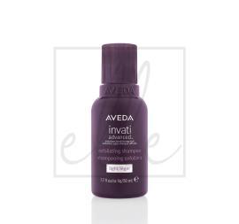 Aveda invati advanced exfoliating shampoo light - 50ml (travel size)