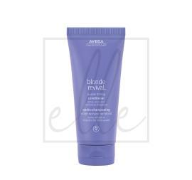 Aveda blonde revival purple toning conditioner - 200ml