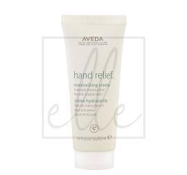 Aveda hand relief moisturizing hand creme - 40ml (travel size)