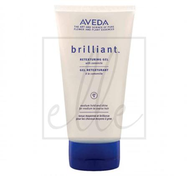 Aveda brilliant retexturing hair gel - 150ml