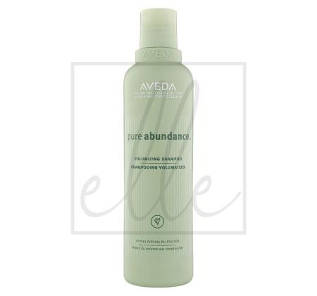Aveda pure abundance volumizing shampoo - 250ml