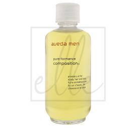 Aveda men pure-formance composition oil - 50ml