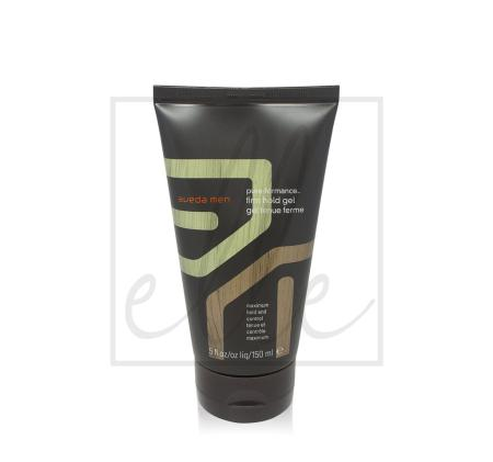 Aveda men pure-formance firm hold gel bb - 150ml