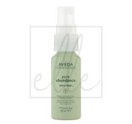 Aveda pure abundance style prep - 30ml (travel size)