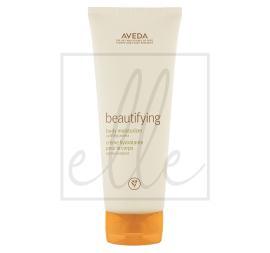Aveda beautifying body moisturizer - 200ml