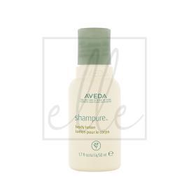 Aveda shampure body lotion - 50ml (travel size)
