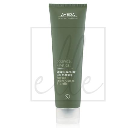 Aveda botanical kinetics deep cleansing face mask - 125ml