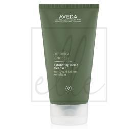 Aveda botanical kinetics exfoliating creme cleanser - 150ml