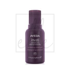 Aveda invati advanced exfoliating shampoo - 50ml (travel size)
