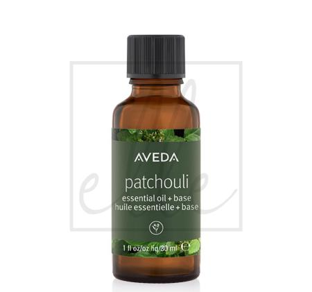Aveda patchouli essential oil + base - 30ml
