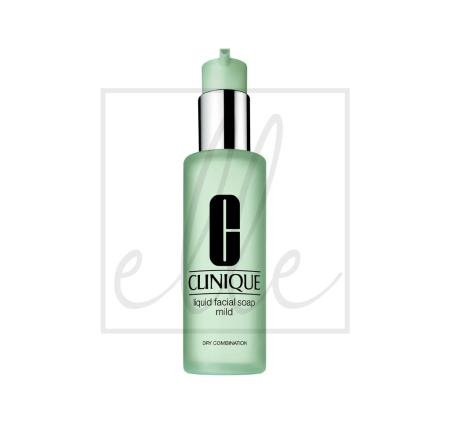 Clinique liquid facial soap extra mild (very dry to dry skin) - 200ml