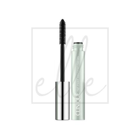 Clinique mascara high imp.wp black