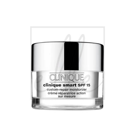 Clinique smart broad spectrum spf 15 custom repair moisturizer (for dry to combination skin) - 50ml