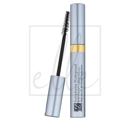 Sumptuous waterproof bold volume lifting mascara - 01 black (6ml) 99999