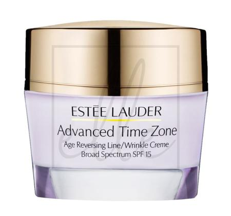 Advanced time zone age reversing line/wrinkle creme broad spectrum spf 15 - 50ml (normal/combination skin) 82