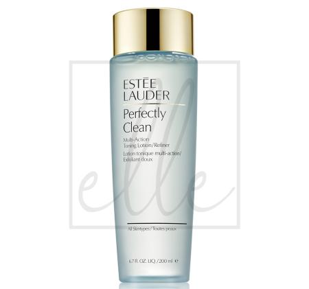 Perfectly clean multi action toning lotion/refiner - 200ml