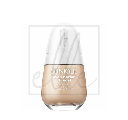 Clinique even better clinical serum foundation spf 20 - 30ml