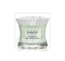 Payot hydra 24+ gel-creme sorbet 50 ml np