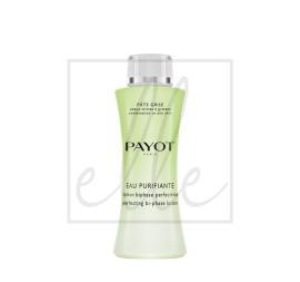 Payot pate grise eau purifiante perfecting bi phase lotion - 200ml