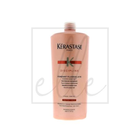 Kerastase discipline fondant fluidealiste smooth-in-motion care (for all unruly hair) - 1000ml