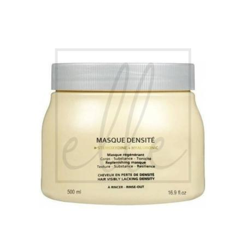 Kerastase densifique masque densite replenishing masque (hair visibly lacking density) - 500ml