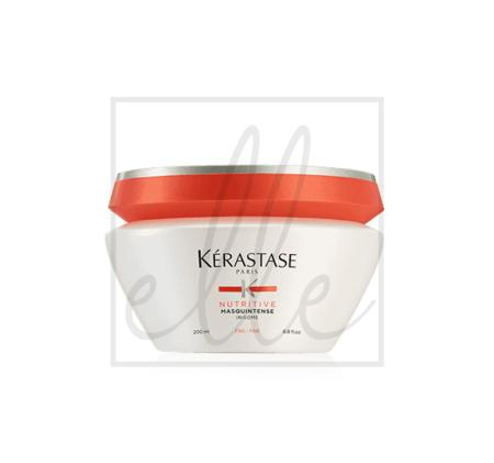 Kerastase nutritive masquintense exceptionally concentrated nourishing treatment for fine hair - 200ml