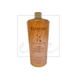 Kerastase elixir ultime le bain shampoo - 1000ml