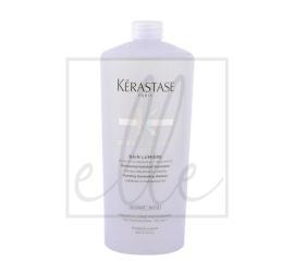 Kerastase blond absolu bain lumiere hydrating illuminating shampoo (lightened or highlighted hair) - 1000ml