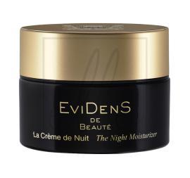 Evidens de beaute the night moisturizer - 50ml