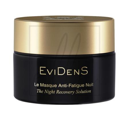 Evidens de beaute the night recovery solution - 50ml