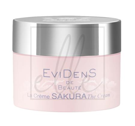 Evidens de beaute the sakura cream - 50ml