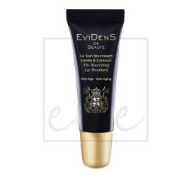Evidens de beaute the nourishing lip treatment - 10ml