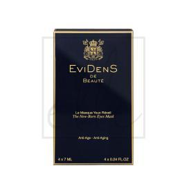 Evidens de beaute the new-born eyes mask box 4x7ml