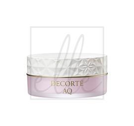 Cosme decorte aq base makeup translucent veil facial powder - 30g