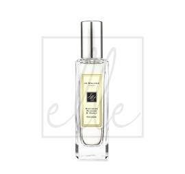 Jo malone nectarine blossom & honey cologne spray (originally without box) - 30ml