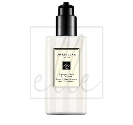 Ep&f body lotion 250ml