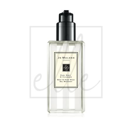Jo malone earl grey & cucumber body & hand wash - 250ml